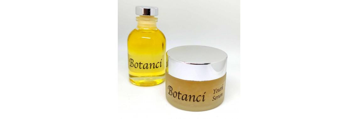 Botanci-youth-serum-youth-oil-set